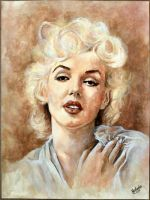 Norma Jeane by rushijay