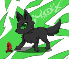 Mox by chemicalbernes