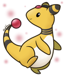 Ampharos by Kimi133