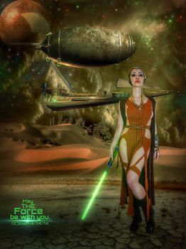 May The Force Be With You by MataHari22