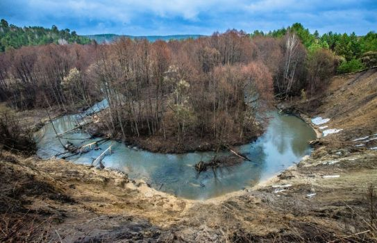 Bend by Anna-Belash