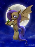 Flutterbat 3d by Temporal333
