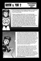 BDSM and You 2 page 15 Breast bondage part 1 by jimsupreme