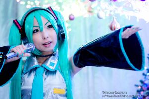 Magical song by Hitomi-Cosplay