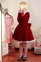Hetalia: Dress by Aster-Hime