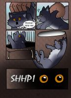 A Child Led Astray Page 31 by Hunchdebunch