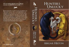 Hunters Unlucky - Cover Layout by jeffmcdowalldesign