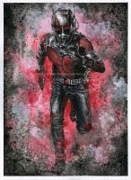 AntMan - Painting by NateMichaels