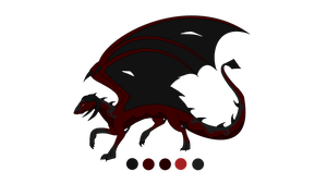 :CE: dragon-of-the-shadow by Rugissement