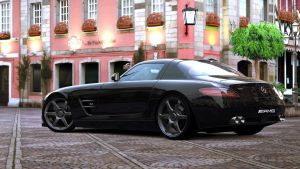2010 Mercedes-Benz SLS AMG (Gran Turismo 5) by Vertualissimo
