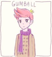 Prince Gumball by pearl-milk-tea