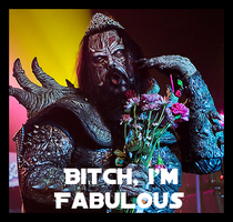 i'm Fabulous by The-Unholy-Bassist