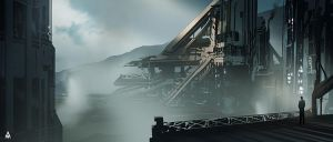 Industrial concept by Aballom