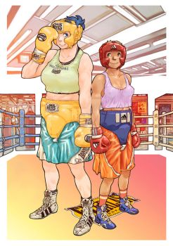 Boxing  by vigwer