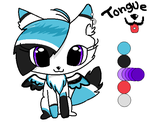 Winged Kitty Adopt! CLOSED by LightHeart12