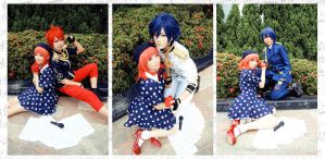 Uta No Prince Sama Debut ! - Summer Love by thebakasaru