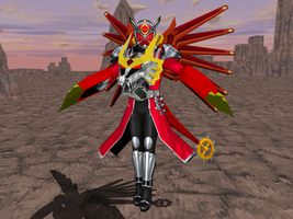 MMD NC - Kamen Rider Wizard Special Rush Style by Zeltrax987