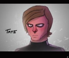 Tate -AHS- Colour Practice by JeffMyles