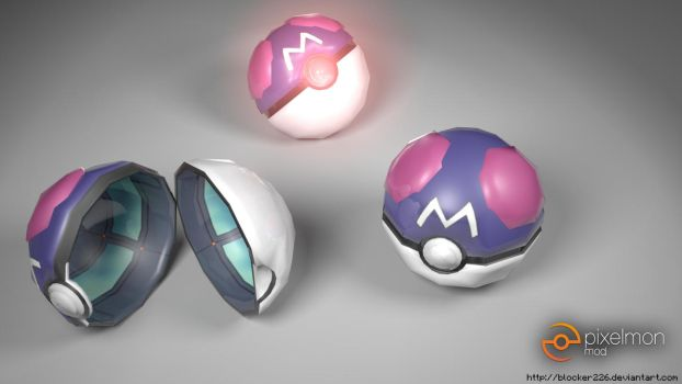 Master Balls by Blocker226