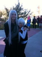 Anime Banzai 2012 Pluto and the Undertaker by Fainting-Ostrich