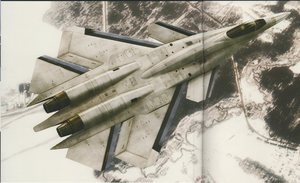 X-02 Wyvern (Aces At War: A History) by 7H3D3M0NL0RD