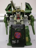Hardhead, Member Of The Wreckers by forever-at-peace