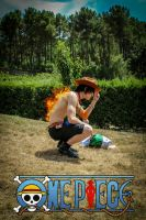 Portgas D. Ace by Sid-Cosplay