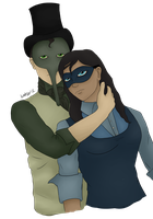 LoK: Borra Week 3 - Masquerade by StarbuckViper