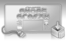 Studio Ghost Grafik Template by Silver-PyroTech