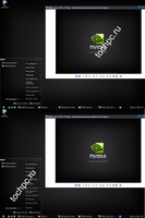 Theme nvidia for XP by tochpcru