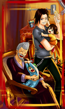 Family by Lin-elle