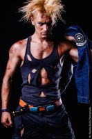 Fire Inside - Future Trunks Super Saiyan Cosplay by LeonChiroCosplayArt