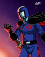 HU 68 - Cobra Commander by SeanRM