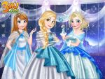 The Daughters of the Snow. by Astrogirl500