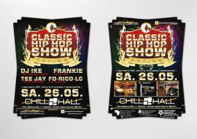 Classic Hiphop Show by homeaffairs