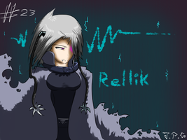 Insegnius Stuff - #23 Rellik by JPGKnight
