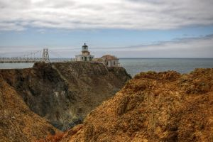 Point Bonita by PaulWeber
