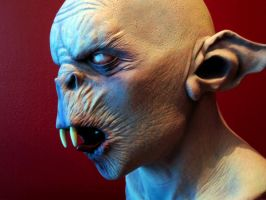 Nosferatu bust by AfterlightRob