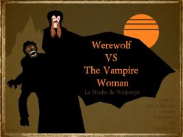 SFS: Werewolf vs Vampire Woman by Hartter