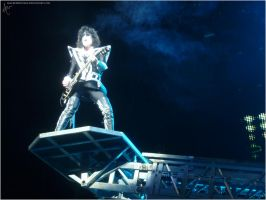 KISS STOCK // TOMMY THAYER by BlackFireDesign