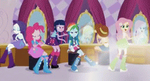 EG Mane  6 Shine .gif by mumble76