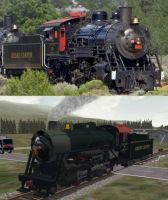 MSTS GCRY 29 Comparisons by 736berkshire