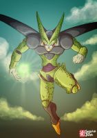 Perfect Cell by ToussiDesigner