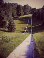 Toboggan Run by DonLeo85