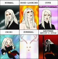 + Nuada Styles Meme + by Bhansith