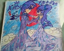 (M and F Pisces) Meltdown by NottheVoreFreak