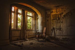 Potters Manor House 1 by RaffertyEvans