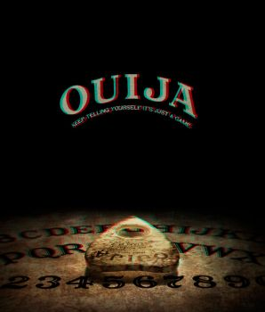 Ouija 3-D conversion by MVRamsey