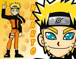 Naruto WARBEED by Warbee