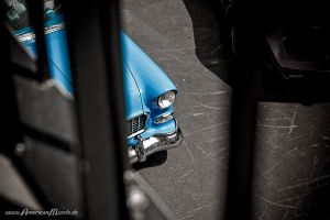 1955Chevrolet.Bel Air by AmericanMuscle